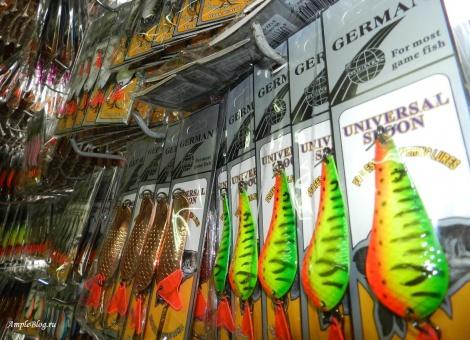 рыболовные снасти в дзержинске
